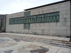 Monument to 26 martyred saints