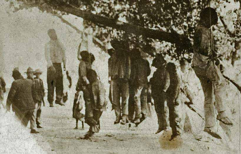 black lynchings