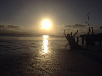 Pristine Beach, Palawan, Philippines