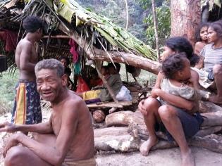 Batak Family, Philippines, 2015
