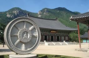 UnMunSa, Gyeongsanbuk-do, Korea, 2012