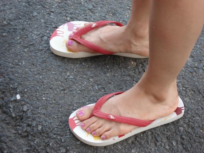 Zzzic's feet, 2007