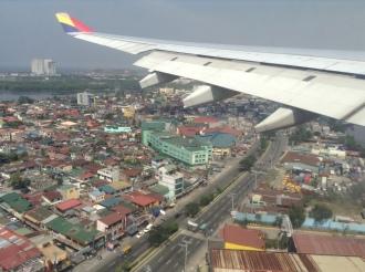 Over Manila, 2015
