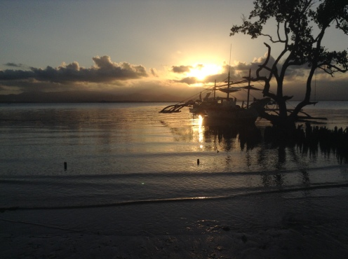 Pristine Beach, Palawan, Philippines, 2015
