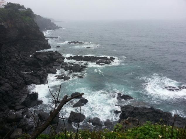 큰엉, Jeju Island, Korea