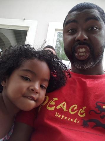 Las Vegas with my niece, June 2015