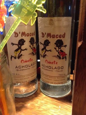 Local Cañete Alcohol