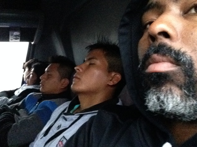 Taken while on a bus from Canete to Lima (Peru, August 2015)