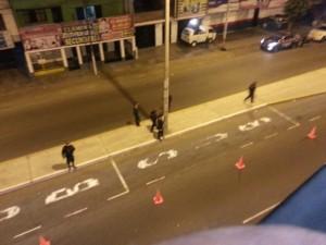 Peru's Policia